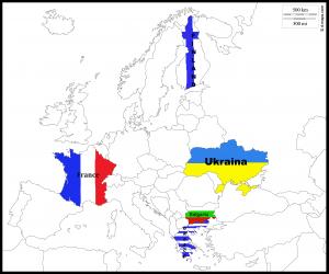 europe-map - Боян Петров
